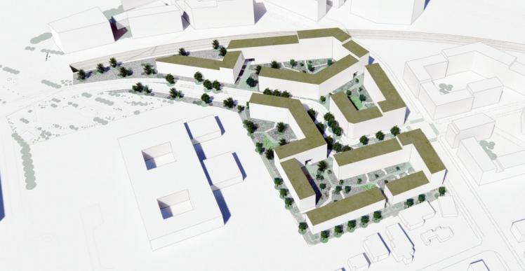 Bonava får grønt lys til 32.000 kvm boliger i Valby