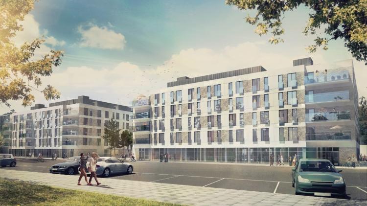 OCP køber nyopført ejendom med 360 små boliger i Valby