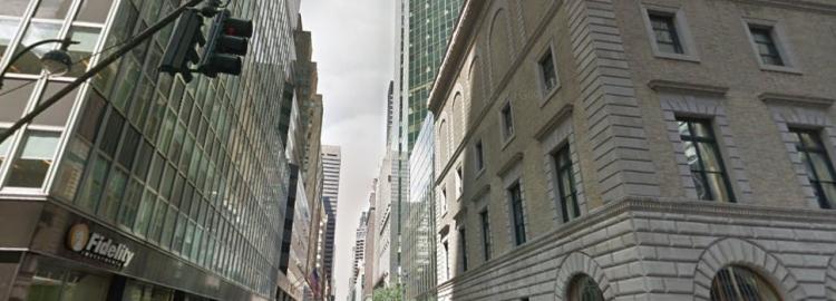 Blackstone lukker ejendomsfond med 139 milliarder
