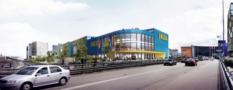 IKEA Vesterbro - nyt varehus på Kalvebod Brygge