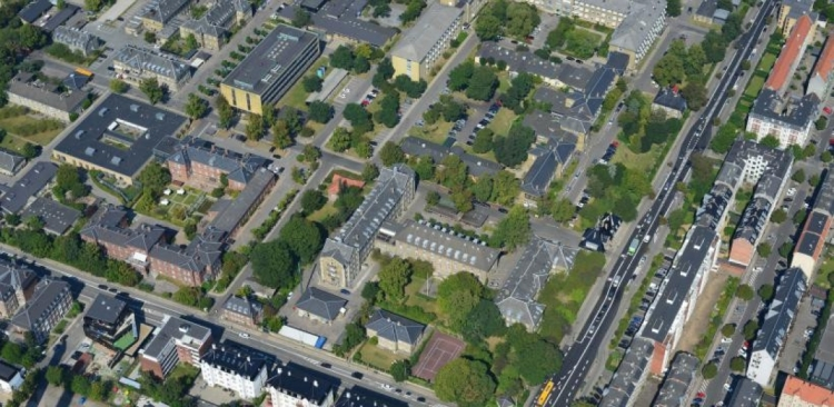 Frederiksberg Hospital skal omdannes til billige boliger og bofællesskaber