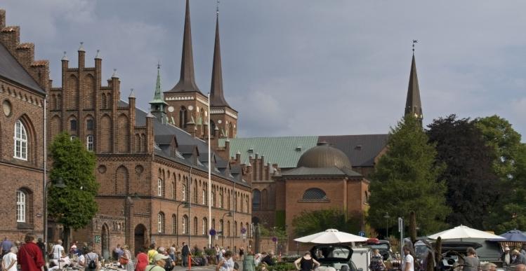 Roskilde er Sjællands mest populære tilflytterkommune