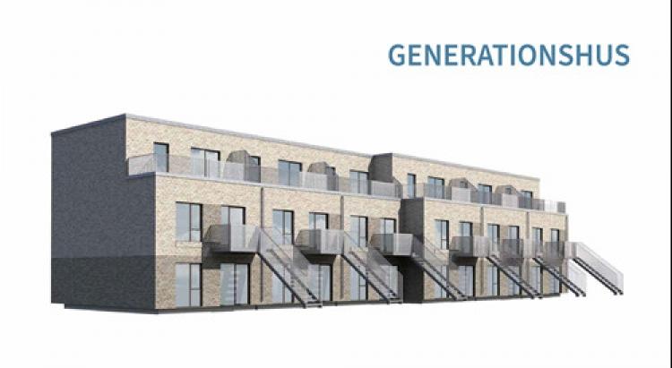PAB bygger 103 boliger på Amager med Casa og NREP