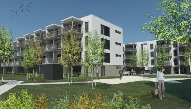 Plan for 8.370 kvm boliger ved Karlslunde Station er på plads