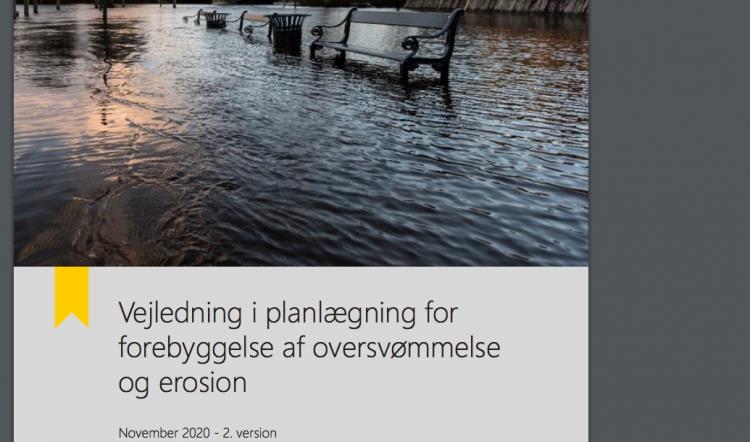 Jylland bliver reddet fra vandmasserne