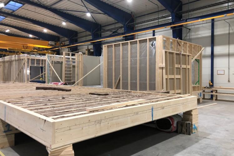 Concept Living bygger daginstitution i Silkeborg på 5 måneder