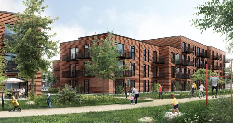 Barfoed Group bygger boliger til 250 millioner i Odense