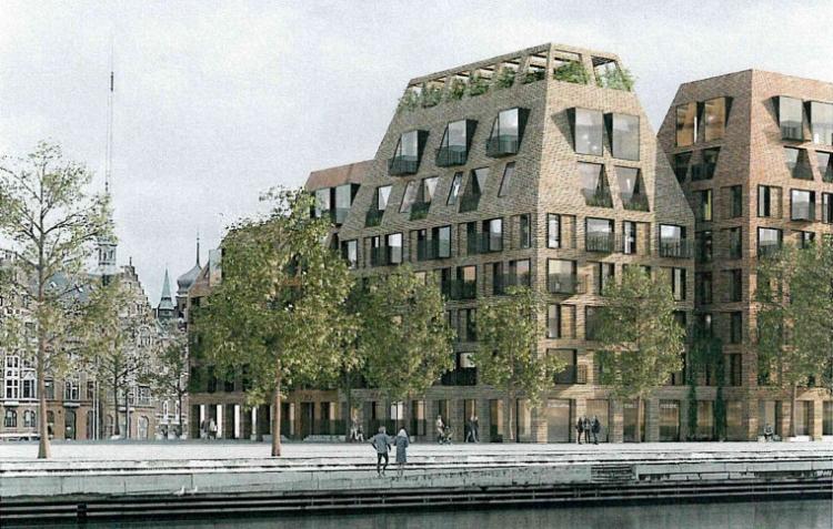 Prime Office vil bygge 29.000 kvm på Aarhus Ø