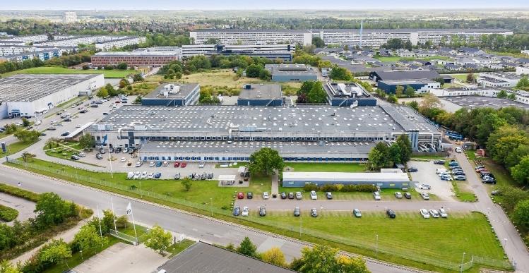Omdannelse af industri i Ballerup til 40.000 kvm boliger