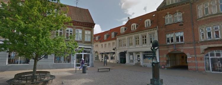 Victoria Properties vil sælge 4 ejendomme i Haderslev