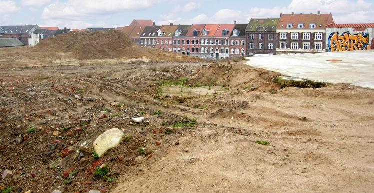 Muligheder for udvikling af Electrolux-grunden i Fredericia