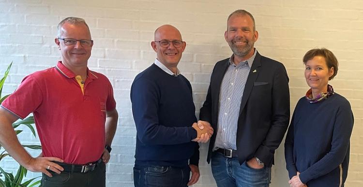 Svensk koncern køber entreprenør i København