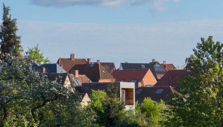 Udbuddet af boliger falder efter flere måneder med stigning