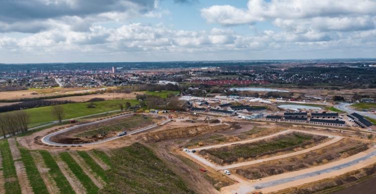 Nu er 63 nye kommunale byggegrunde sat til salg i Horsens