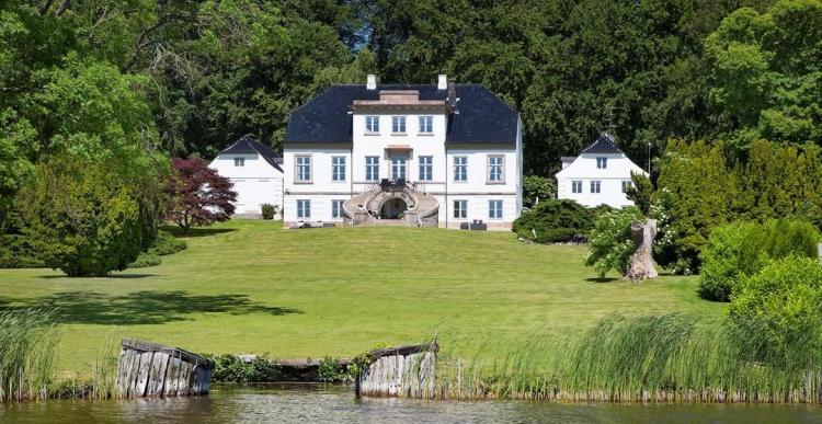 Her er Danmarks 4 dyreste huse til salg lige nu