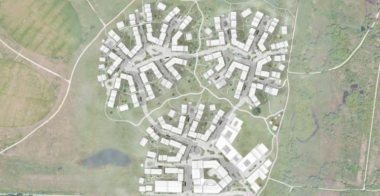 Byggeriet af ny bydel på Lærkesletten på Amager Fælled skal indstilles