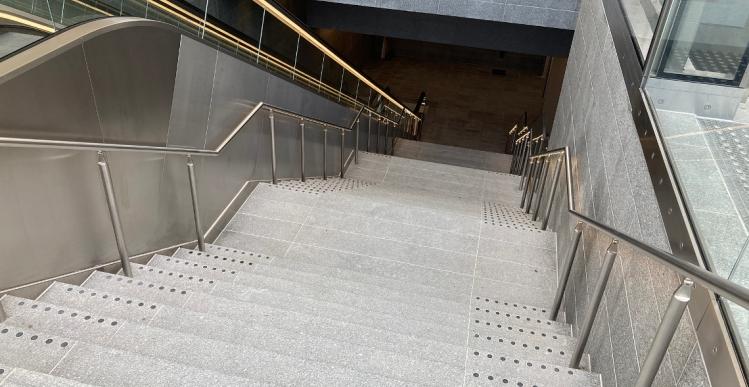 Det tog 4 år at bygge en trappe i København