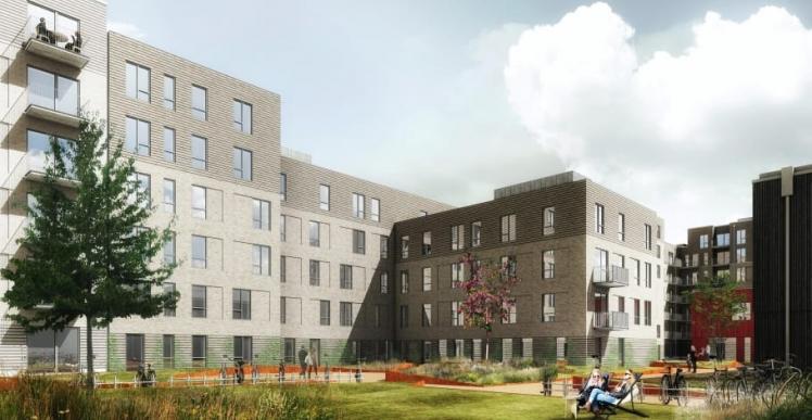 AG Gruppen skal opføre 109 boliger tæt på Amager Strand