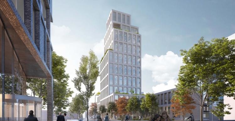 Ny bydel med 164.500 kvm byggeri i Aarhus i aftale om bæredygtighed