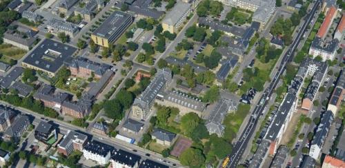 Frederiksberg: De største projekter
