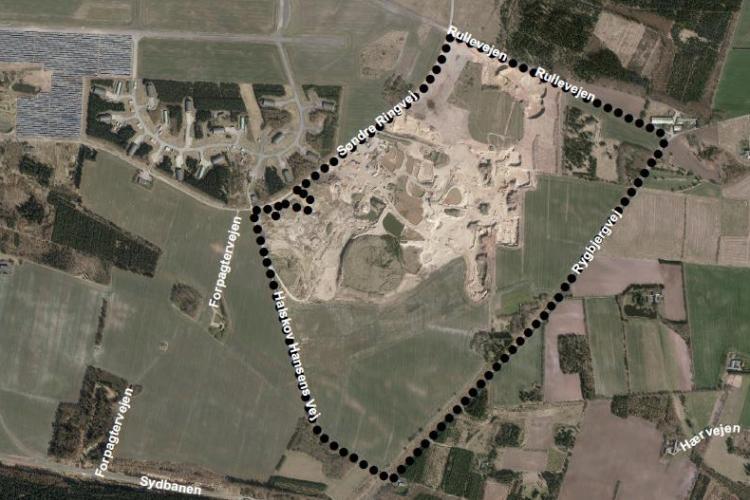 Erhvervspark i Vejle udvides med 1,28 millioner kvm