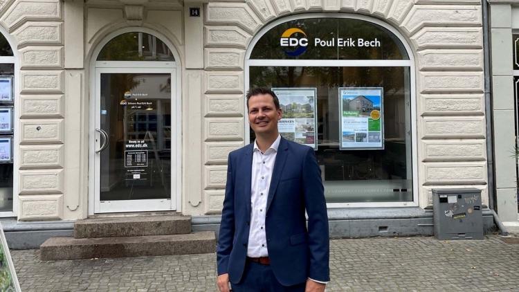 EDC Poul Erik Bech opruster med erhvervspartner i Herning