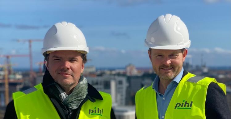 Bjarke Ingels køber 10 procent af dansk entreprenørkoncern