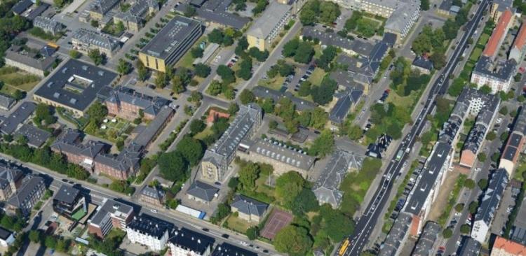 Konkurrence om Frederiksberg Hospital på vej