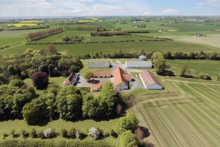 Landbrugsejendom solgt for over 50 millioner