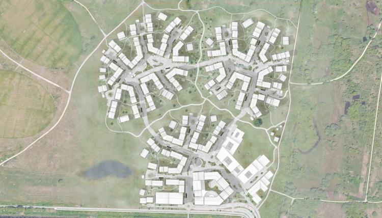 500 almene boliger på Amager Fælled