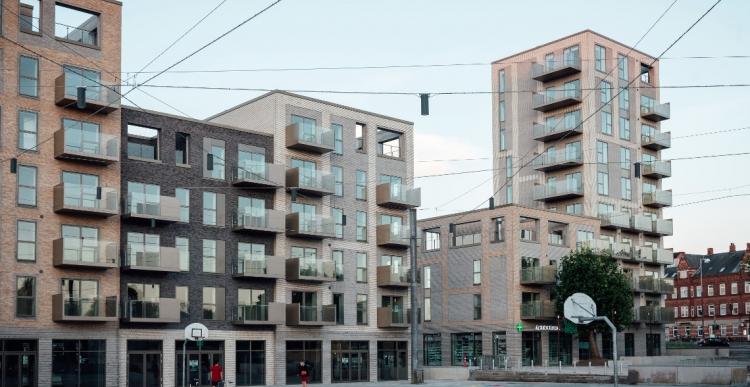 80 lejligheder i Odense udlejet på 4 måneder