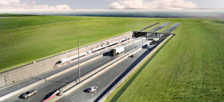 Byudvikling og ejendomsinvestering for enden af Femerntunnelen