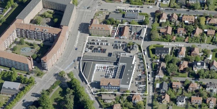 Salg af 1,5 kvm vej giver mulighed for 10.500 kvm boliger på Amager