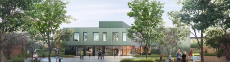 PLH og Hoffmann skal bygge nyt rådhus i Hjortespring