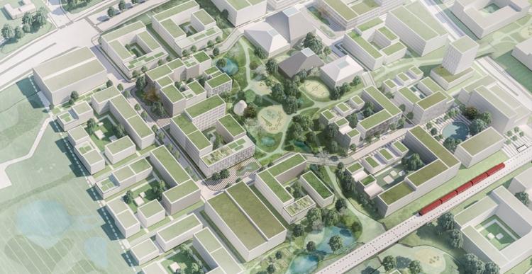 Arealudviklingsselskab skal udvikle 2.000 boliger i Ballerup