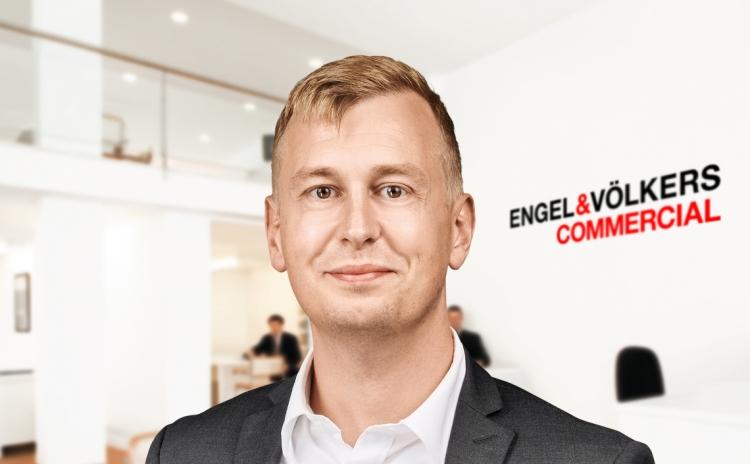 Ny erhvervsmægler hos Engel & Völkers Commercial Kolding