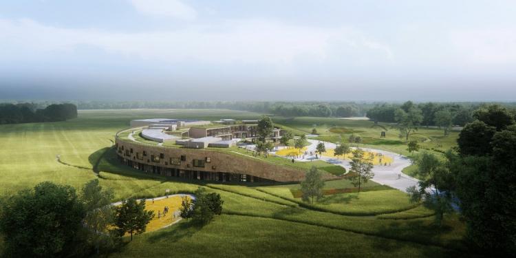 Nu bygges svanemærket skole til 175 millioner