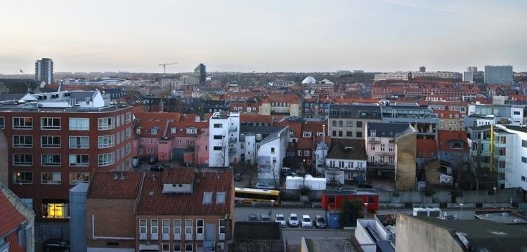 Stort fald i tomme kontorer i Aarhus