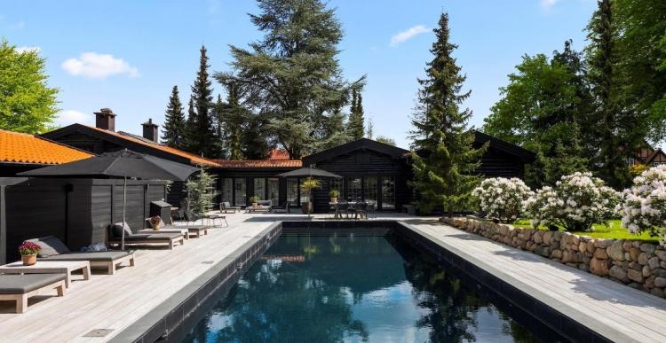 Danmarks dyreste villa til salg for 55 millioner