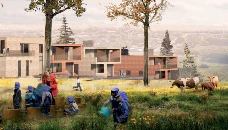 Udvikling af Taphede med 1.000 boliger i Viborg