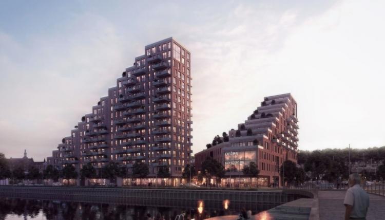 Del af ejendomskompleks i Aarhus solgt for 1 milliard