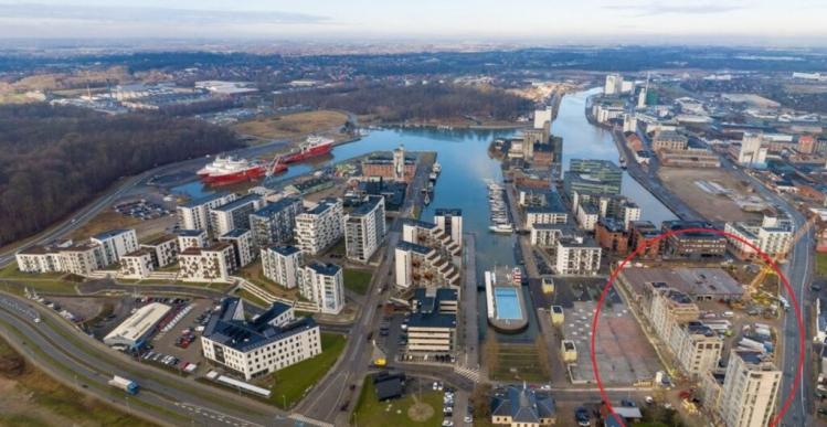 Innovater sælger Odins Brygge til Selfinvest for et trecifret millionbeløb
