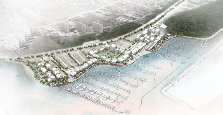 Munck og Meldgaard vinder Marina City-kontrakt til 120 millioner