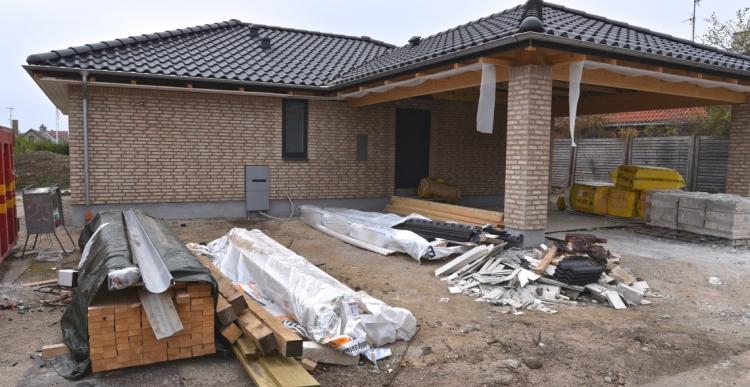 Salg af byggegrunde er eksploderet i 2021