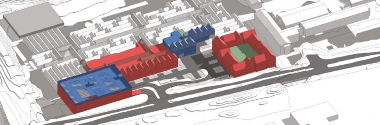 Udvidelse af Farum Bytorv nærmere realisering
