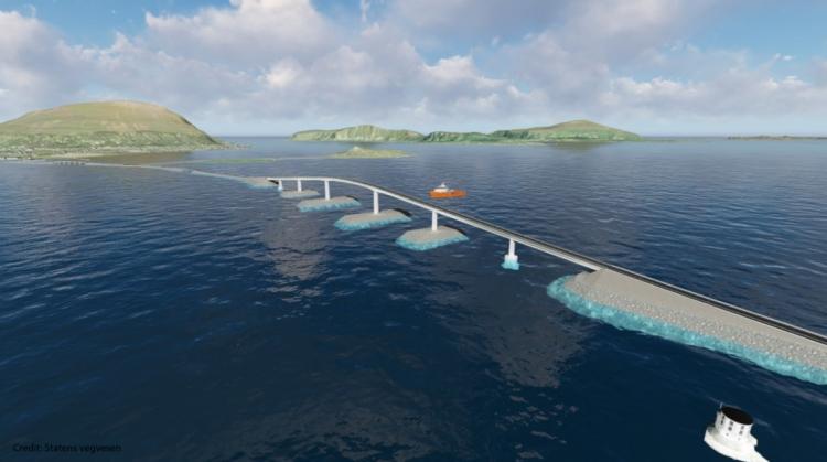 Bladt skal opføre en 4.000 ton stål komposit-højbro i Norge