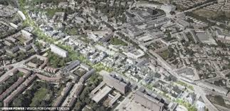 Lyngby: De store projekter