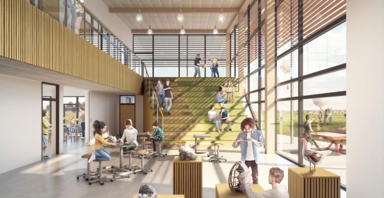 Vinder af konkurrence om skolebyggeri til 27,5 millioner i Kolding er fundet