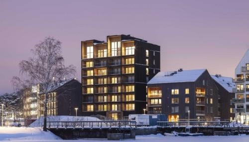JYLLAND: TRÆ-byggeri - udfordringer, løsninger og økonomi