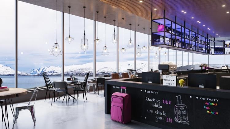 Dansk hoteloperatør skal drive endnu et Marriott hotel i Norge